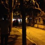 drunken walk